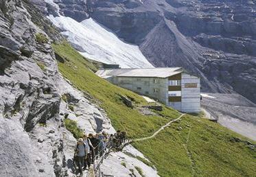 Eigergletscher - dream vacation