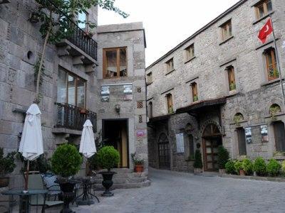 Assos Kervansaray Hotel - dream vacation