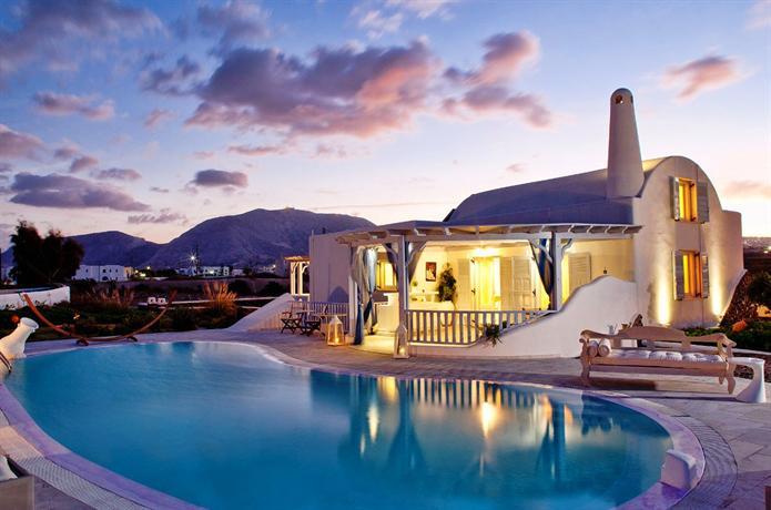 La Maison Exclusive Private Villa Santorini - dream vacation