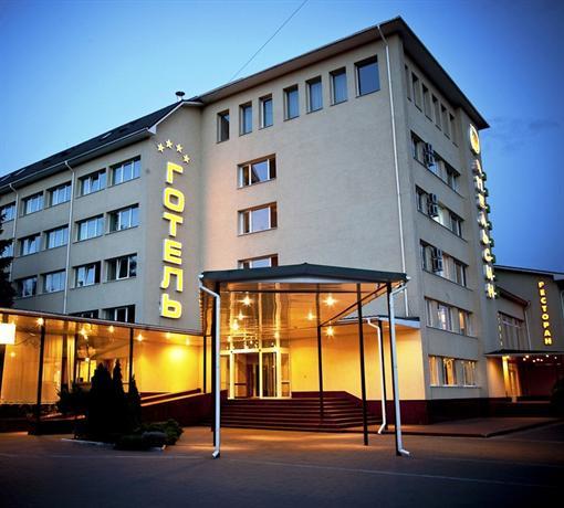 Apelsin Hotel Cherkassy - dream vacation