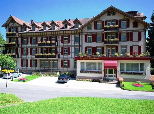 Parkhotel Beatenberg - dream vacation
