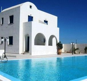 Santorinifacile Villas - dream vacation