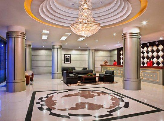 Top Tower Hotel Kigali - dream vacation