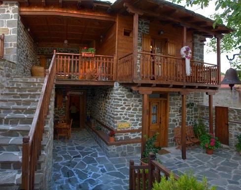 Archontiko Aiolides - dream vacation
