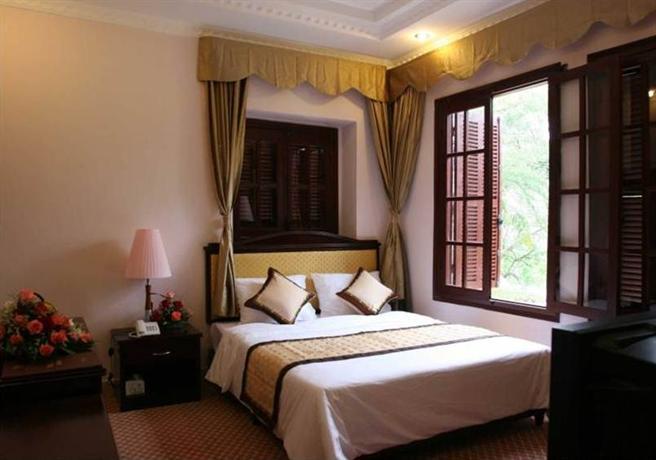 Cong Doan Sapa - Trade Union Hotel - dream vacation