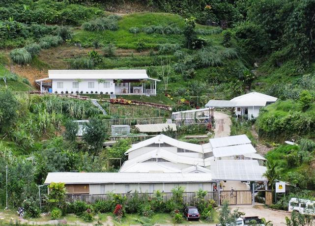 Moonriver Lodge - dream vacation
