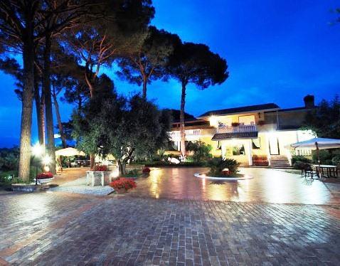 Ristorante Villa Del Colle Monte San Giovanni Campano