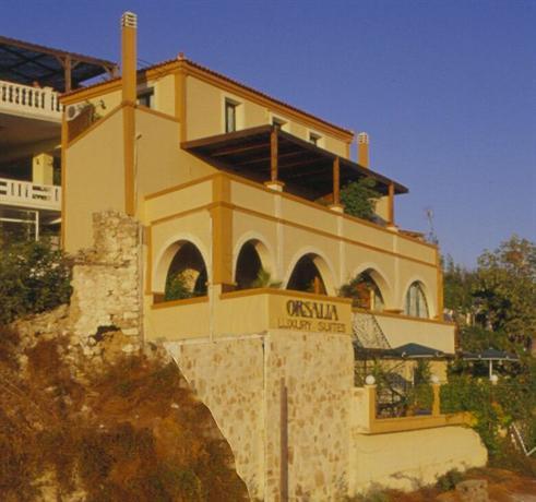 Villa Orsalia Hotel - dream vacation