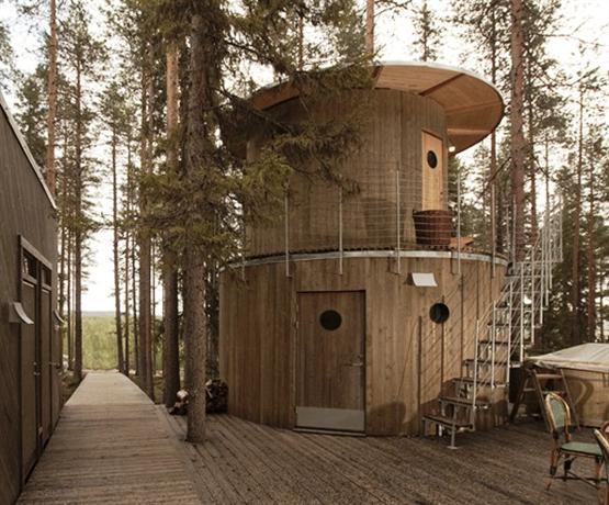 Treehotel - dream vacation