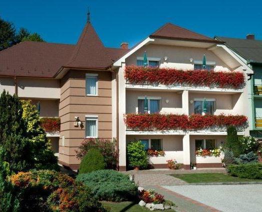 Klara Villa Apartman - dream vacation