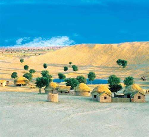 Khimsar Sand Dunes Village - dream vacation