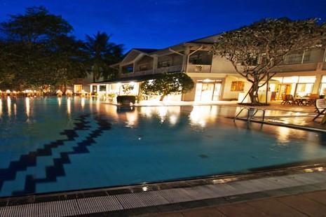 The Oasis Ayurveda Beach Hotel Sri Lanka