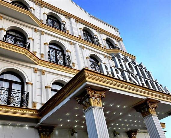 Hotel Prishtina - dream vacation
