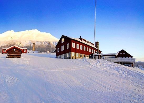 Kittelfjall Stugby Hotel - dream vacation