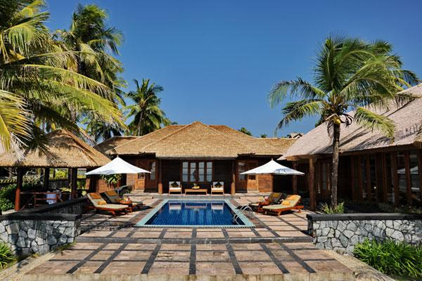 Aureum Resort & Spa Ngwe Saung - dream vacation