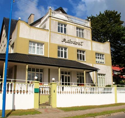 Admiral Hotel Dziwnowek - dream vacation