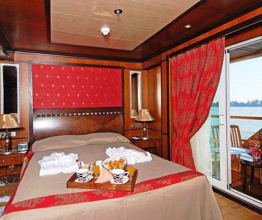 MS Amarco Luxor-Luxor 7 Nights Nile Cruise Monday-Monday - dream vacation
