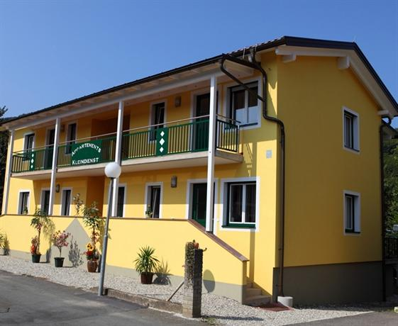 Apartmenthaus Kleindienst - dream vacation