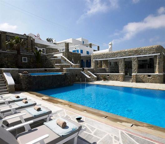 Leonis Village Accommodation Ornos - dream vacation