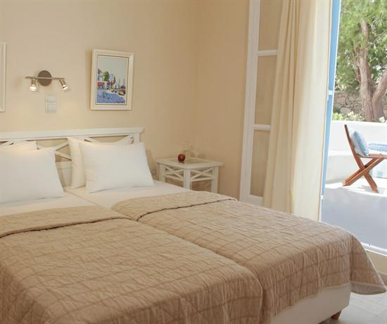 Erato Club Hotel Ornos - dream vacation