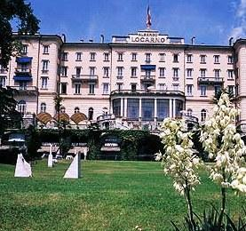 TOP Grand Hotel Locarno - dream vacation