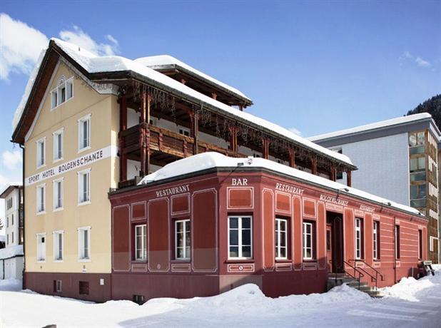Snowboardhotel Bolgenschanze - dream vacation