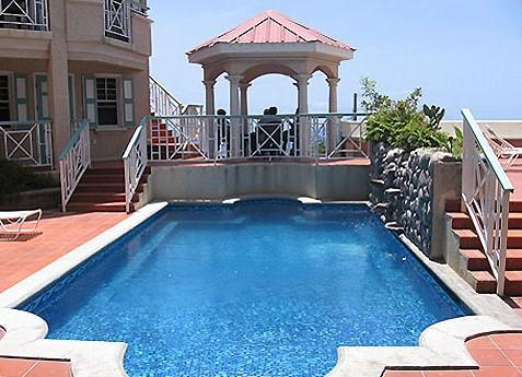 Tropical Mansion Suites - dream vacation