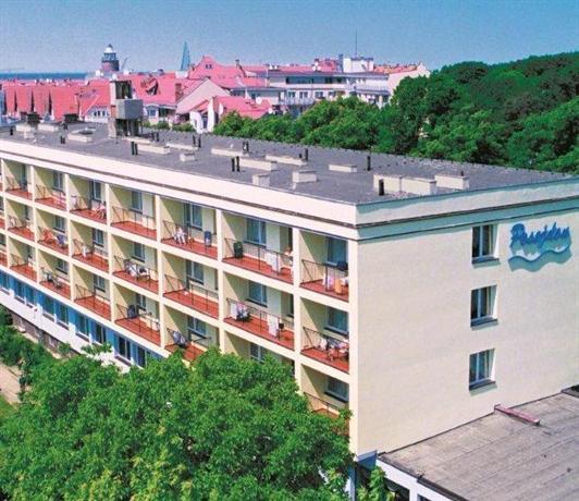 OSW Posejdon Kolobrzeg - dream vacation