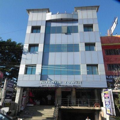 Hotel Jayanti Tower - dream vacation