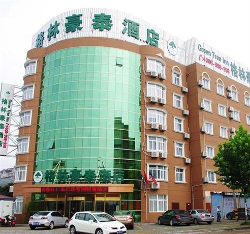 GreenTree Inn Taizhou Taidong Railway Station Business Hotel
