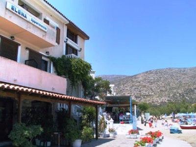 Elena Apartments Psili Ammos - dream vacation