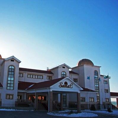 Гостиничный комплекс SAMAL