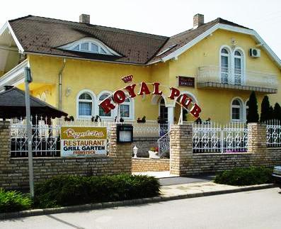 Royal Villa Balatonfured - dream vacation