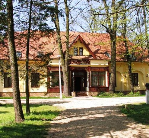 Villa Hotel Debrecen - dream vacation