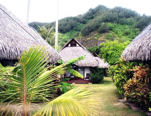 Fare Vaimoana - dream vacation
