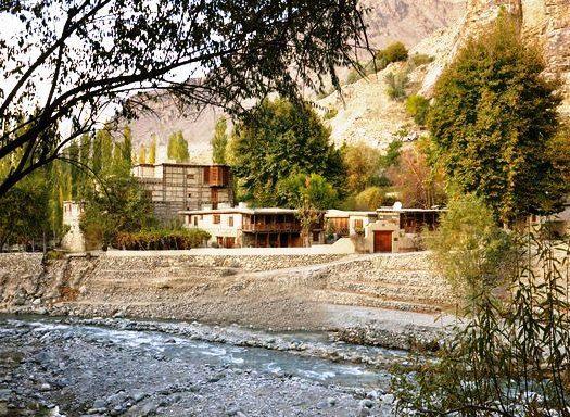 Shigar Fort Residence - dream vacation