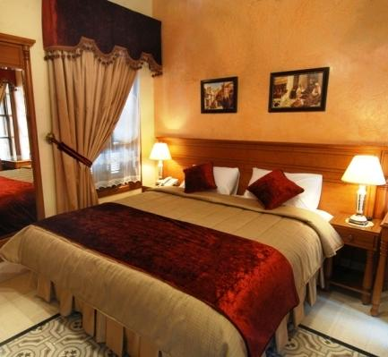 Bait Rumman Hotel Damascus - dream vacation