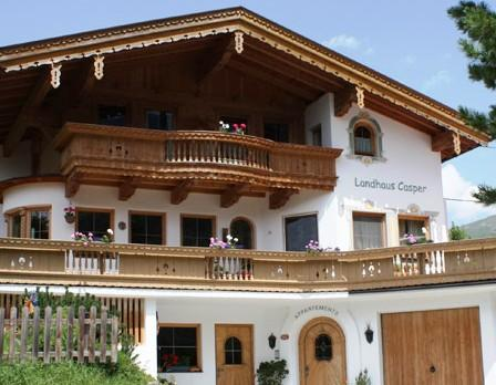 Landhaus Casper Gerlos - dream vacation