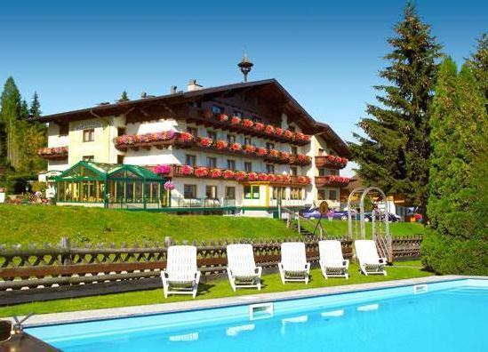 Alpenhotel Waldfrieden - dream vacation