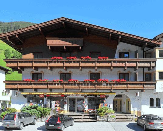 Hollerer Pension Gerlos - dream vacation