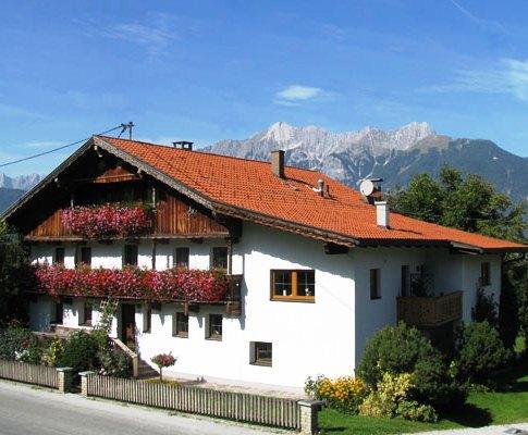 Vitalhof Tunelhof Familie Sponring Apartment Weerberg - dream vacation