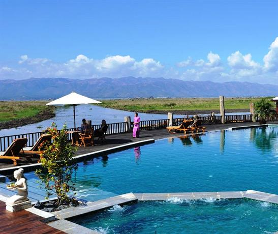 Aureum Palace Hotel & Resort Inle - dream vacation