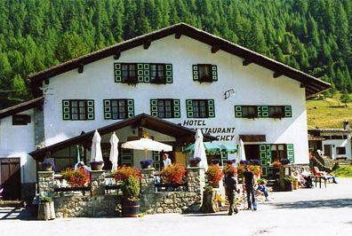 Lavachey Hotel Courmayeur - dream vacation