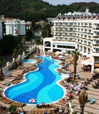 Grand Ideal Premium Hotel Marmaris - dream vacation