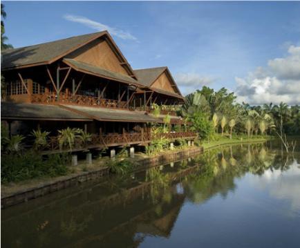 Sepilok Nature Resort Sandakan - dream vacation