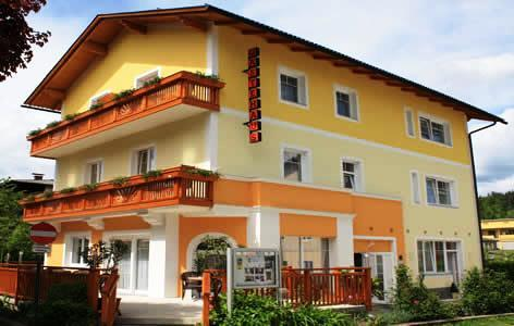 Gastehaus Sonnblick Portschach am Worthersee - dream vacation