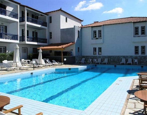 Aperitton Hotel - Skopelos -