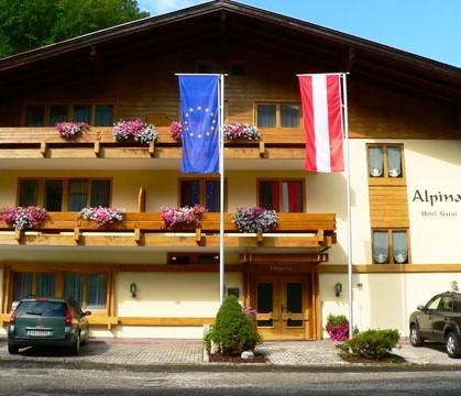 Hotel Garni Alpina Unken - dream vacation