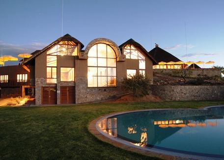 Gocheganas Lodge Windhoek - dream vacation