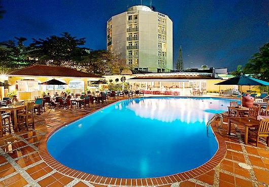 Pegasus Hotel Guyana - dream vacation